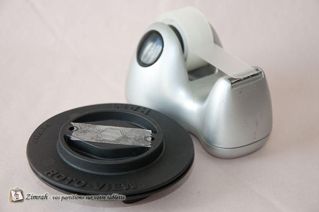 Test support pour tablette ram mount x grip zimrah - Enlever de la glue sur les doigts ...